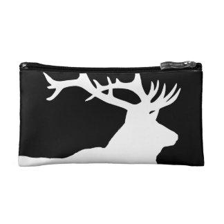 Elk Head Cosmetic Bags