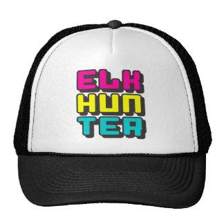 ELK HUNTER - I Love Bow & Rifle Deer Hunting, Loud Trucker Hat
