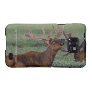 Elk in Meadow Samsung Galaxy S Case