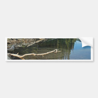 Elk Lake, Oregon Cascades Bumper Sticker