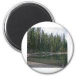 Elk Lake, Oregon Cascades Magnets