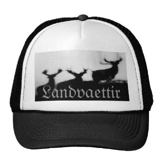 Elk, Landvaettir Trucker Hats