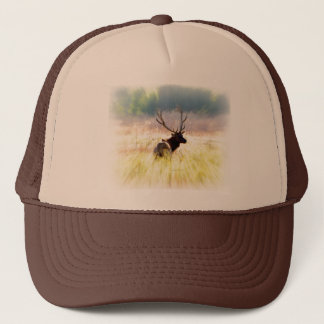 "Elk ""Looking Back"" Trucker Hat"