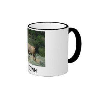 Elk Ringer Coffee Mug