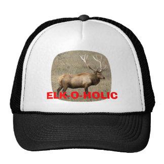 ELK-O-HOLIC CAP TRUCKER HAT