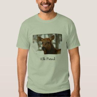 Elk Patrol Mens Tshirt