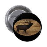 elk pinback button
