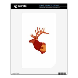 Elk Profile Skins For NOOK Color