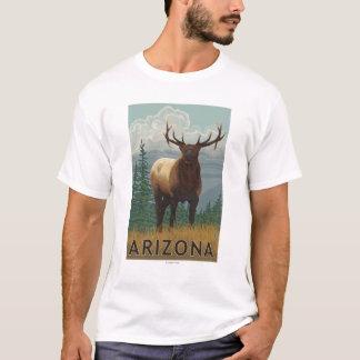 Elk SceneArizona T-Shirt
