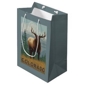 Elk SceneColorado Medium Gift Bag