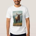 Elk SceneColorado T Shirt