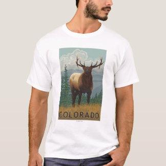 Elk SceneColorado T-Shirt