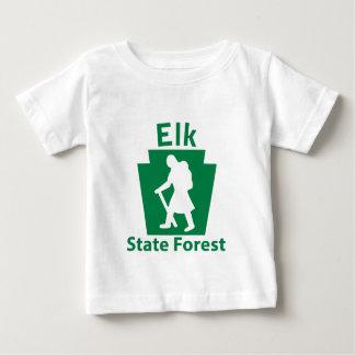 Elk SF Hike (female) Baby T-Shirt