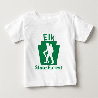 Elk SF Hike (male) Baby T-Shirt