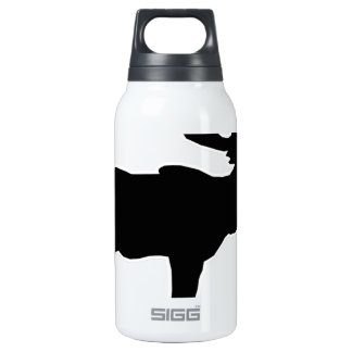 elk shilouette peace joy calm SIGG thermo 0.3L insulated bottle
