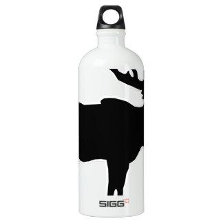 elk shilouette peace joy calm SIGG traveler 1.0L water bottle