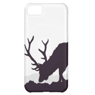 Elk Silhouette iPhone 5C Cases