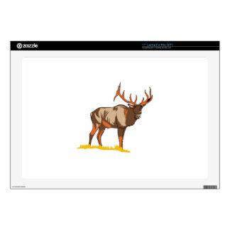 Elk Decal For Laptop