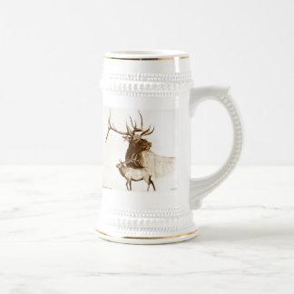 Elk Stein Mugs