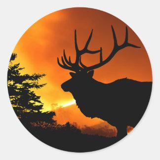 Elk Stickers