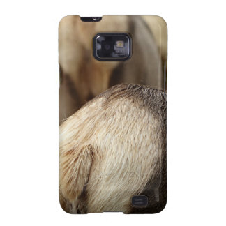 Elk Tail and fur Galaxy SII Cover