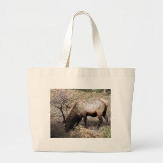 Elk Wapiti Cervus Canadensis Bags