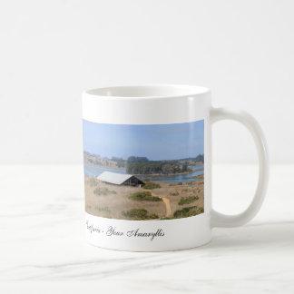 Elkhorn Slough Natural Reserve Panoramic Coffee Mug