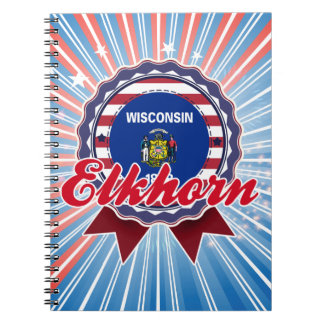 Elkhorn, WI Note Book