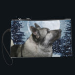 "Elkhound Bag<br><div class=""desc"">This Norwegian Elkhound bag is a great gift for any Elkhound lover.</div>"