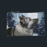 "Elkhound Bag<br><div class=""desc"">This Norwegian Elkhound bag is a great gift for any Elkhound lover.</div>"