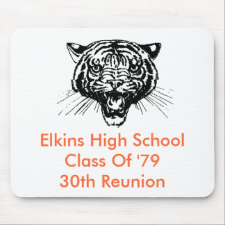 Elkins High School Class Of '79 30th Reunion Mouse Mouse Mat