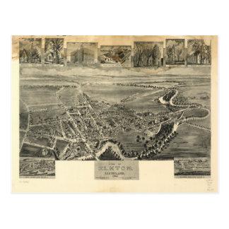 Elkton Maryland en 1907 Tarjetas Postales