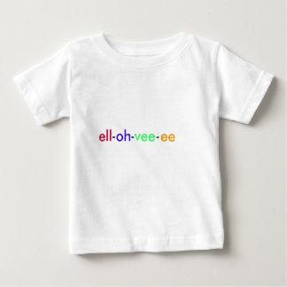 ell-oh-vee-ee baby T-Shirt