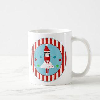 Ella and Elfie Christmas Elves Coffee Mug