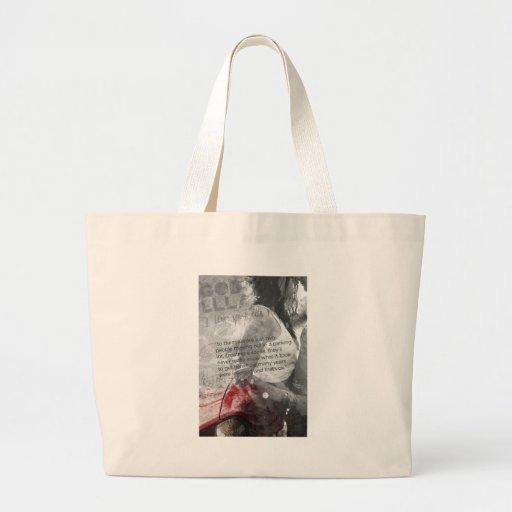 Ella and Micha Tote Bag