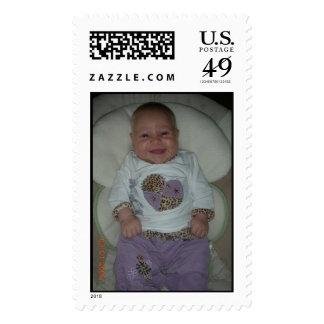 Ella Christine Postage Stamp