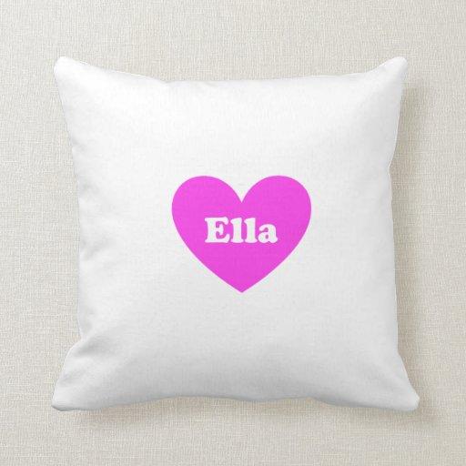Ella Almohada