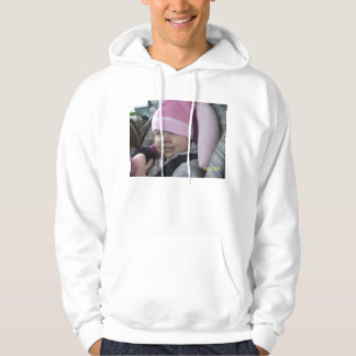 ELLA DALE FIGHTING CANCER HOODIE