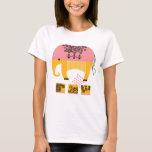 Ella el elefante playera