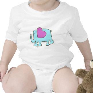 Ella Elephant Baby Creeper