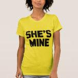 ELLA es LA MÍA Camiseta
