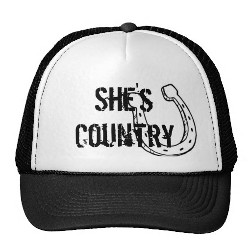 Ella es país gorro