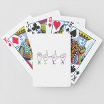 ELLA FINGERSPELLED NAME ASL CARD DECK