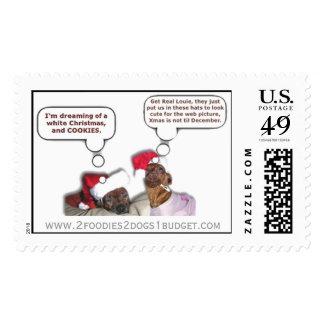 Ella & Louie Discuss Life - U.S. Stamps $.41