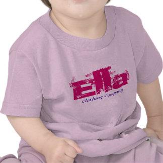 Ella Name Clothing Company Baby Shirts