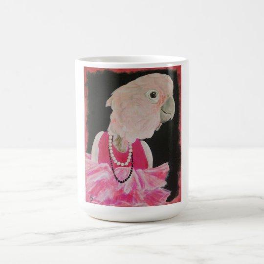 Ella Pretty in Pink coffee mug