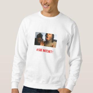 Ella Ratchet la camiseta Pulóvers Sudaderas