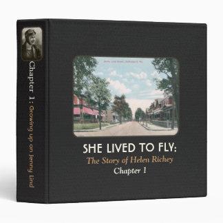 """Ella vivió para volar: Capítulo 1 Carpeta 1 1/2"""""""
