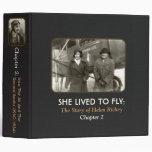 Ella vivió para volar: Capítulo 2