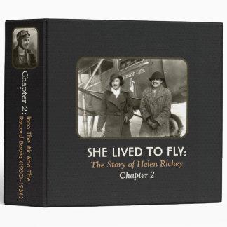 """Ella vivió para volar: Capítulo 2 Carpeta 2"""""""